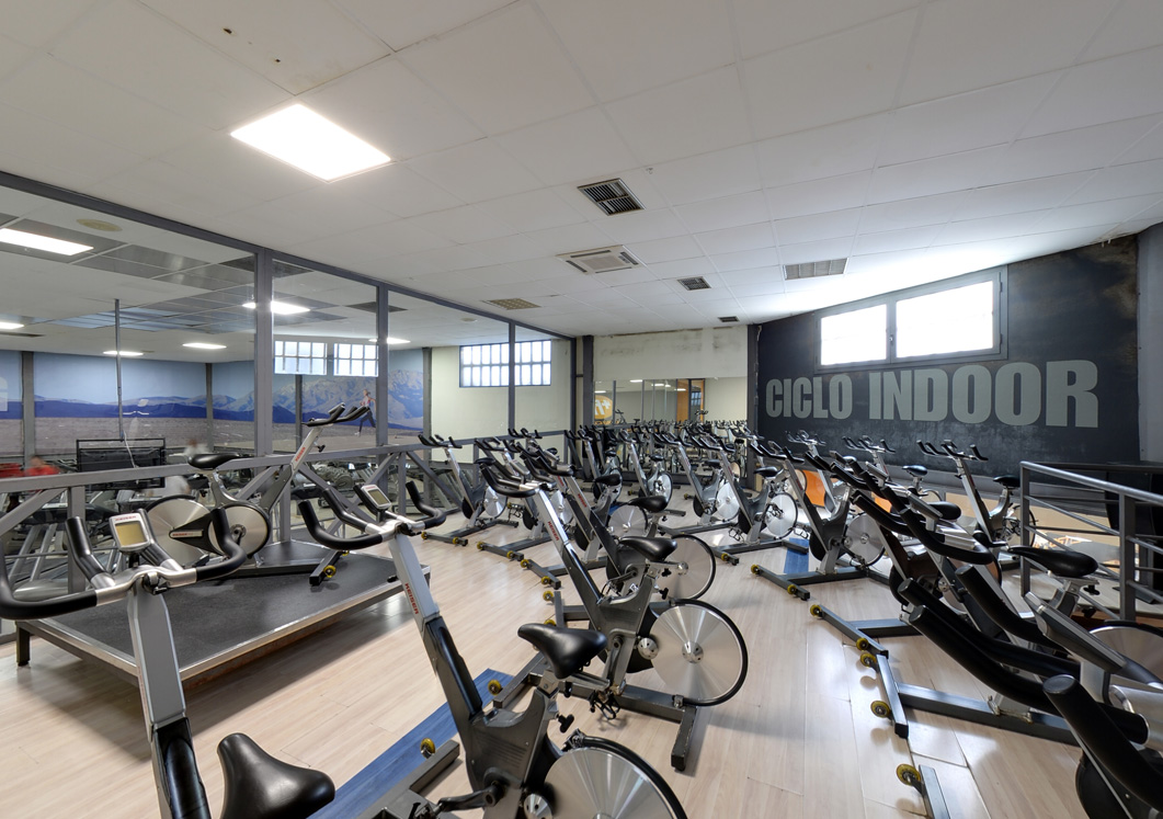 Sala Ciclo Indoor BF +Fit León